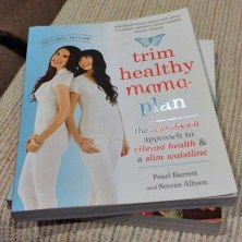 Trim Healthy Mama Plan book