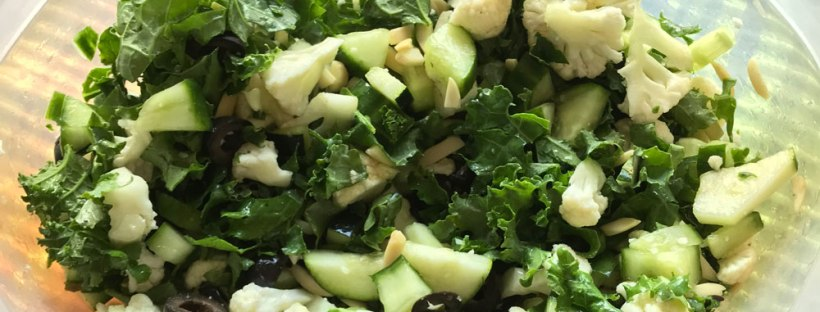superfood salad photo