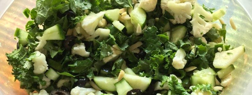 superfood salad photo